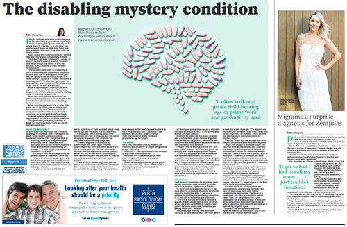 The disabling mystery condition